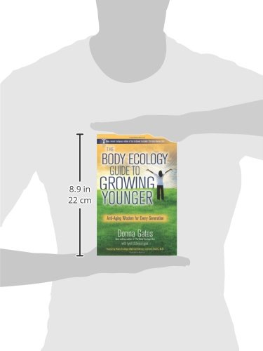 31OJwBq6cCL - The Body Ecology Guide To Growing Younger: Anti-Aging Wisdom for Every Generation