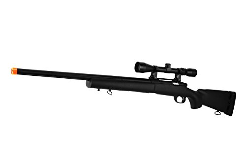 lancer tactical m24 bolt action vsr-10 airsoft sniper rifle w/ scope(Airsoft Gun)