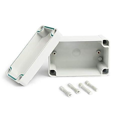 Caja de caja Caja de instrumentos de proyecto electrónico Caja de ...