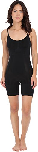 (SPANX Women's Oncore Shapesuit, Very Very Black, XS)