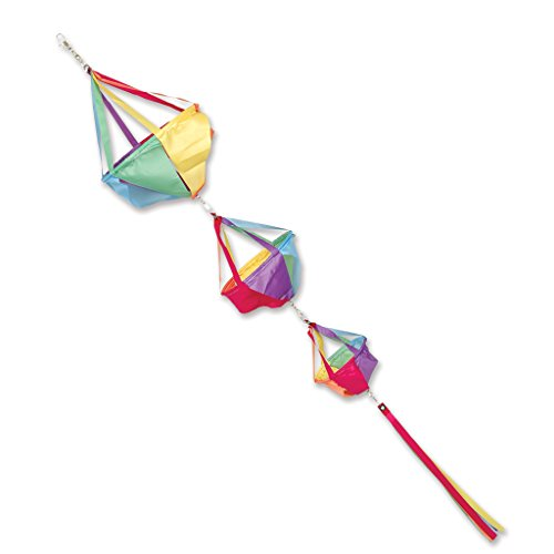 Premier Kites 22603 Wind Garden Spinnies Set, Circus, (Windsock Halloween Costume)