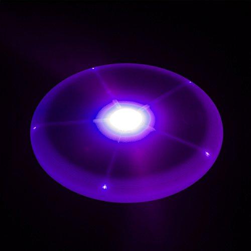 "LED Frisbee 8"" - Multicolor"