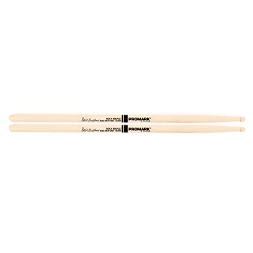 - Promark SD4W American Maple Bill Bruford Autograph Model Wood Tip, Single Pair