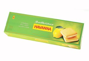 HAVANNA Galletitas Limon 300 grs (12cookies)