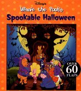 Disney's Winnie the Pooh's Spookable Halloween (A giant lift-the-flaps -