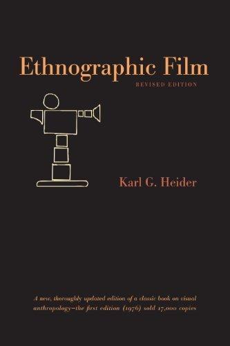 Ethnographic Film: Revised Edition by Karl G. Heider (2006-11-01) por Karl G. Heider