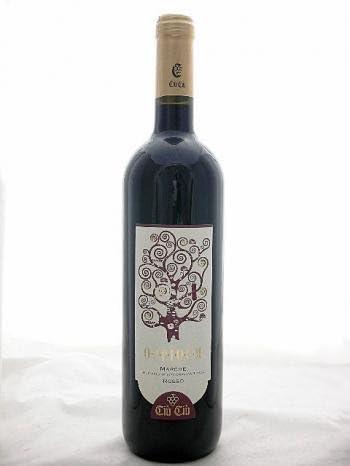 チウ チウ オピドゥム【Ciu Ciu Opidum】【イタリア・マルケ産・赤ワイン・フルボディ・辛口・750ml】