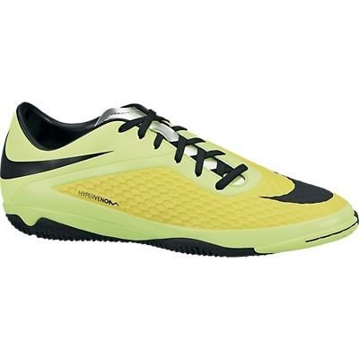 640bf70d5 Nike Men s Hypervenom Phelon IC Vbrnt Yllw Blk Mtllc Slvr Vlt Soccer Cleat  8.5 Men US - Buy Online in Oman.