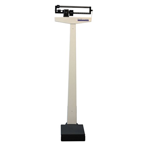 Health o meter Professional 400KL Mechanical Beam Medical Scale - Physician (Best Balance Beam Scales)