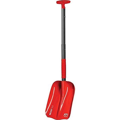 Ortovox Beast Red One Size - Ortovox Shovel