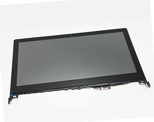 14-inch 1920x1080 LCD Screen Touch Glass Panel Assembly Bezel Replacement For Lenovo Flex 2 14 59418273