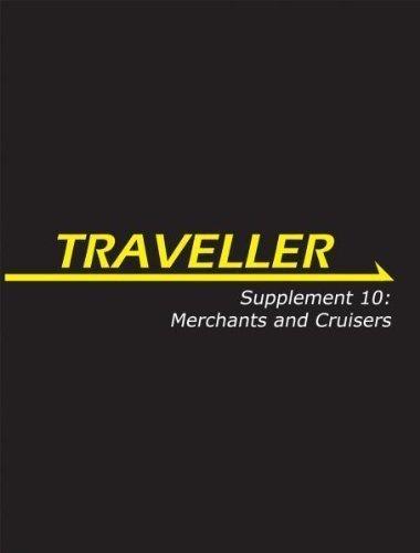 Traveller: Supplement 10: Merchants and Cruisers (MGP3858)