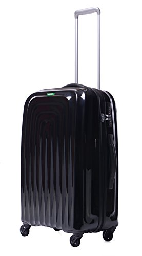 lojel-wave-polycarbonate-medium-upright-spinner-luggage-black-one-size