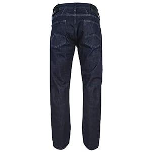 A|X Armani Exchange Men's Straight Fit Denim Jeans