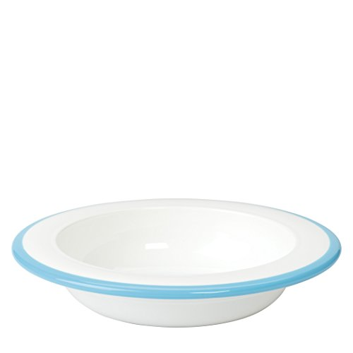 (OXO Tot Big Kids Bowl with Non-Slip Base- Aqua)