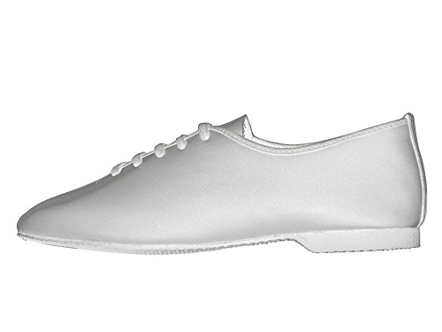 Sole Full By Dance Rubber Stage Katz Jazz White Sizes Modern Leather Shoes All Dancewear qgHtxw6p