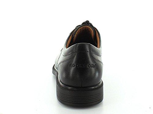 Rockport - Mens Dpluxe Cap Toe Ox Schuhe Black