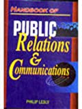 img - for Handbook of Public Relations and Communications book / textbook / text book