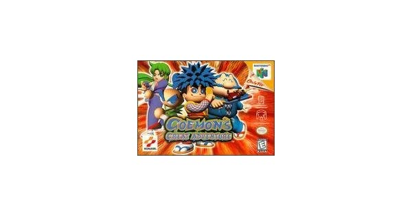 Amazon.com: Goemons Great Adventure: Video Games
