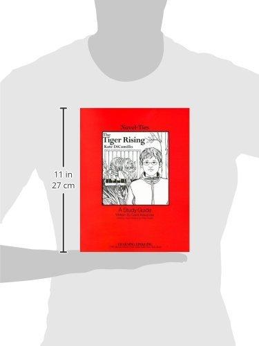 Tiger Rising: Novel-Ties Study Guide