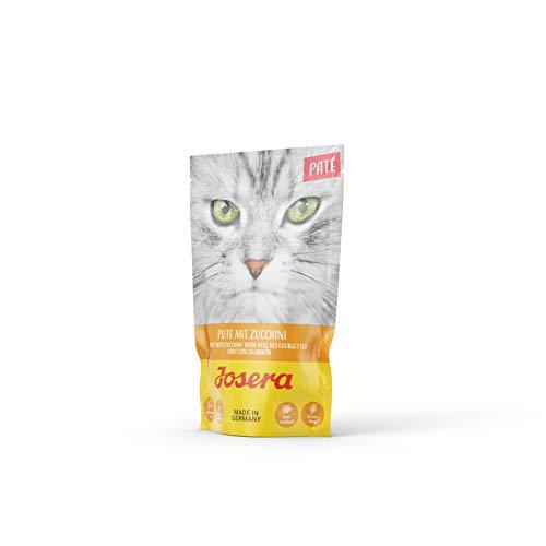JOSERA Paté Super Premium Nassfutter für ausgewachsene Katzen in 6 Geschmacksrichtungen