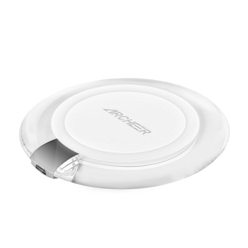 Wireless Archeer Charging Microsoft Qi Enabled