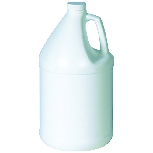 Boxes Fast BFHAZ1074 Empty Plastic Jugs with Caps, 1 Gallon, White (Pack of 48) -