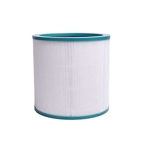 Amilty Filtro purificador de Aire Pro para Dyson DP01/HP02, Pure ...