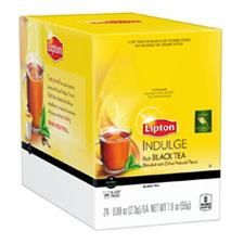 Lipton K-Cups Indulge Black Tea, 24 Count