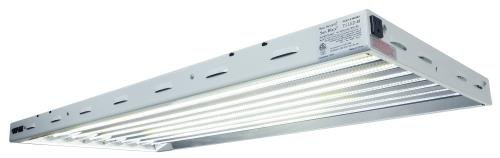 Sun Blaze T5 LED - 4 ft. Fixture | 8 Lamp | 120V - Indoor Grow Light Fixture for Hydroponic and Greenhouse Use