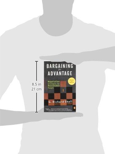 Bargaining for Advantage Summary