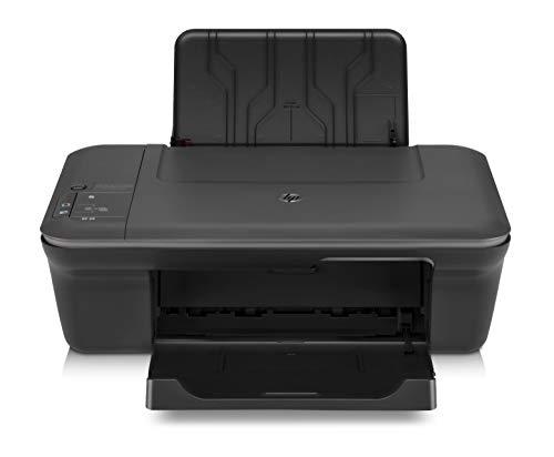 HP Deskjet 1055 J410E Inkjet Multifunction Printer - Color - Photo Print - Desktop - Printer, Copier, Scanner - 16 ppm Mono/12 ppm Color Print - 5.5 ppm Mono/4 ppm Color Print (ISO) - 61 Second Photo - 4800 x 1200 dpi Print - 4.5 cpm Mono/2.5 cpm Color Copy - 1200 dpi Optical Scan - 60 sheets Input - USB - Ppm Inkjet Printer