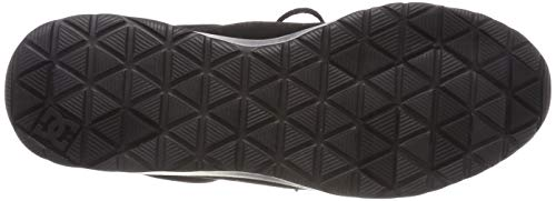 Shoes Schwarz Herren Black DC Heathrow Sneaker RwqWd6