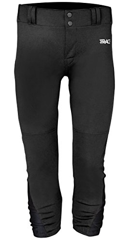 Schutt Trace Youth Softball Pant with Inset S BK
