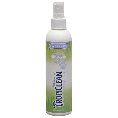 Tropiclean Cologne Scent: Baby powder
