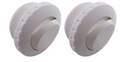 ATIE PoolSupplyTown Pool Spa Slotted Opening Hydrostream Return Jet Fitting with 1-1/2