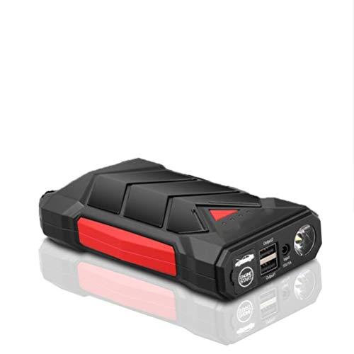 Car Jump Starter 400A Peak Current 8000mAh 12V Car Battery Starter with LED Flashlight Car Battery Charger 12V Car Battery: