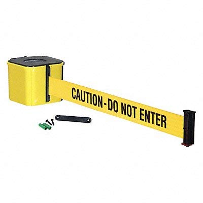 Wall Barrier, 30ft -CAUTION DO NOT ENTER