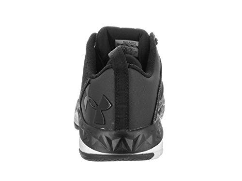Armour Blk Low Shot Blk Shoe Men's Fire Blk Basketball Under 8xfpdq8