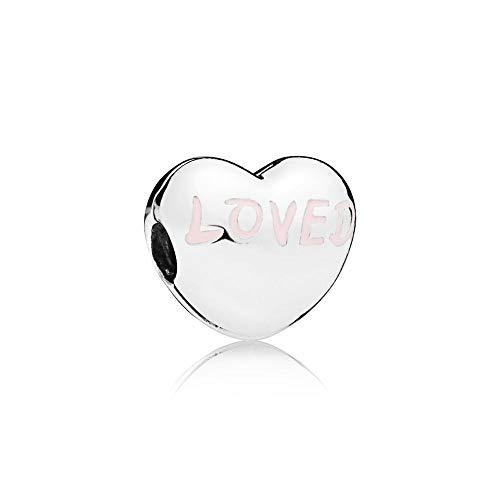 Pandora Loved Heart Clip...