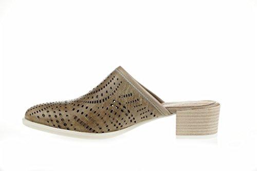 Shoes ZUECO Tagliato Pelle Noce Lince xC8qwzU48