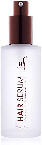 Herstyler Hair Repair Serum - Argan Oil Hair Serum, Vitamin E Hair Serum and Aloe Vera Hair Serum for Frizz Control, Shine and Straightening - Coz Love is in the Hair - 2 Fl. Oz, 60 Ml