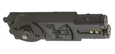 CRL Jackson® ANSI Grade 1 Extra Light Duty 90 Degree Non Hold-Open Overhead Concealed Closer Body 20111M15