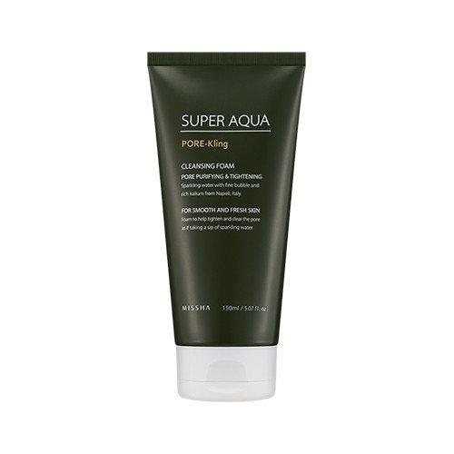 super aqua cleansing foam - 5