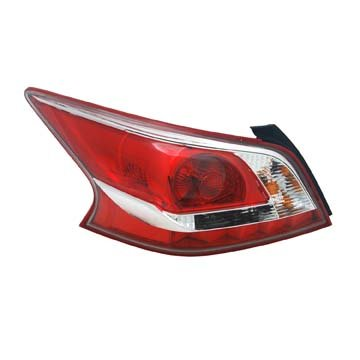 TYC 11-6480-00-1 Nissan Altima Left Replacement Tail Lamp