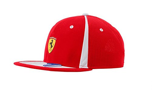 Ferrari Scuderia Kimi Raikkonen Cap (Scuderia Ferrari Cap)