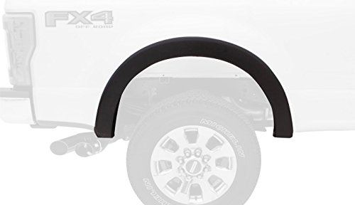 Bushwacker 20941-02 OE Style Fender Flare (Black, 4pc Set)