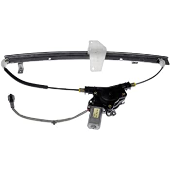 Dorman 748-980 Infiniti/Nissan Driver Side Rear Power Window Regulator with Motor
