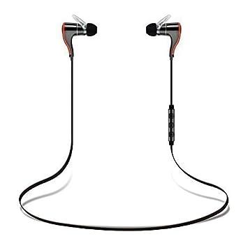 Top-Longer Bluetooth 4.0 para Correr Cascos Deportivos y Resistente al Agua y Audor.