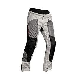 Rynox Storm Evo Riding Pants (Off-White)